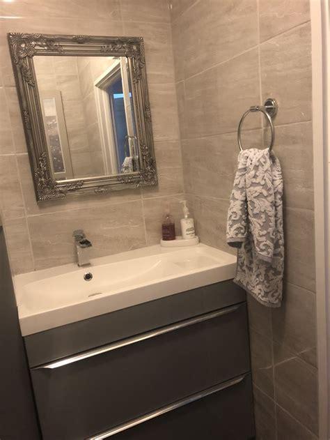 floating sink grey white bq bathroomstorage large