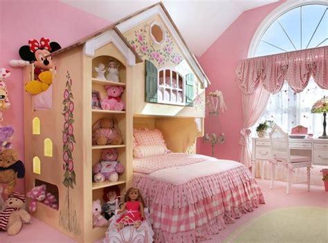 cabane chambre fille lit enfant cabane et solutions originales pour fille et garçon