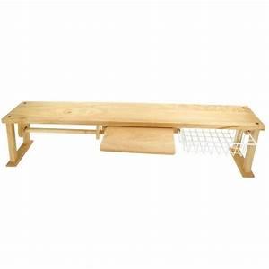 etagere de cuisine en bois essuie tout planche a decouper With etagere de cuisine en bois
