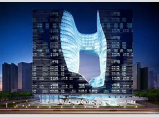 Hotel designed by the late architect Zaha Hadid to open in