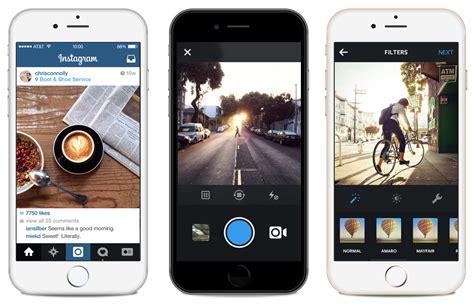 instagram app for iphone instagram anpassas f 246 r iphone 6 och iphone 6 plus