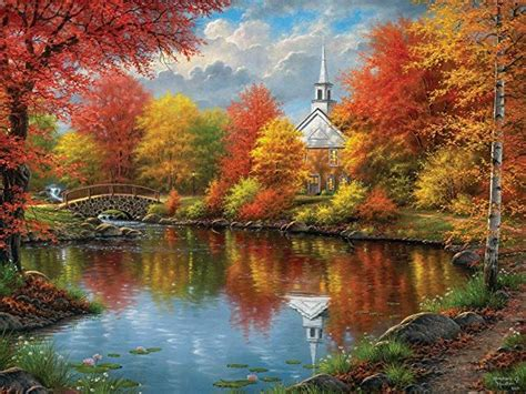 We will try to find the right answer to this particular crossword clue. 300 Piece Puzzle for Adults - Large Pieces - Colorful Fall Church Jigsaw Puzzle in 2020 | 300 ...