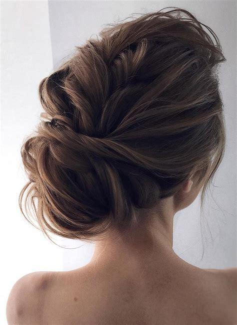 pretty updo wedding hairstyles  tonyapushkareva