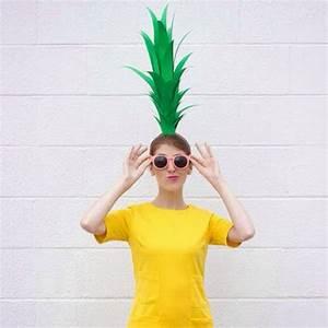 Ananas Kostüm Selber Machen : diy last minute ananas kost m kinderfest in 2019 pinterest kost m ananas kost m und diy ~ Frokenaadalensverden.com Haus und Dekorationen