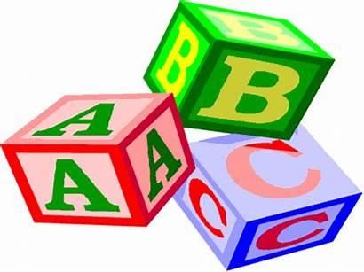 Blocks Clip Abc Clipart Alphabet Word Letter