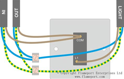 Loop Switch Lighting Circuits