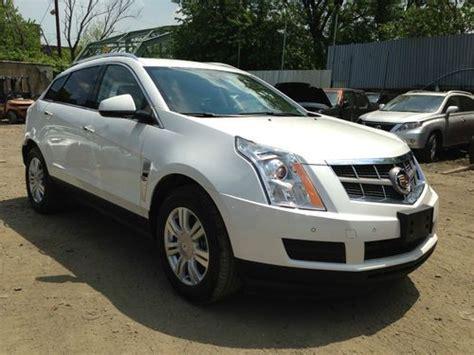 Purchase Used 2011 Cadillac Srx Luxury Sport Utility 4