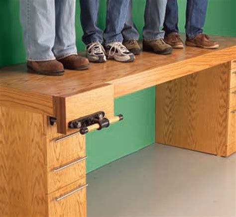 aw extra torsion box workbench  expandable assembly