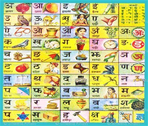Hindi Alphabets  Yard Fabric  Desiloopbyssk Spoonflower