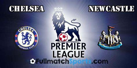 FULL MATCH EPL Chelsea vs Newcastle United 2016