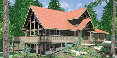 split level house designs a frame house plans with steep rooflines