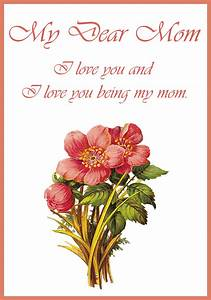 17 Mother's Day greeting cards   Free Printable Greeting Cards