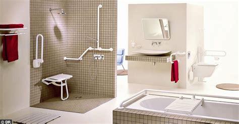 bien norme salle de bain pour handicape 7 prix et devis installation de pour senior et