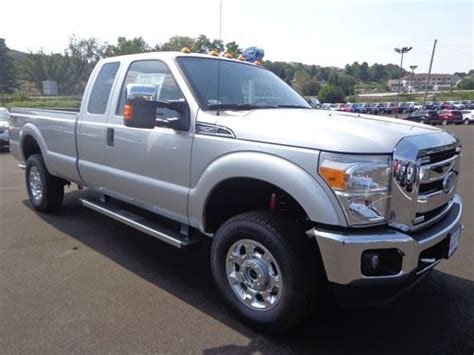 Purchase new New 2014 F250 Super Duty XLT Supercab Fx4 Off
