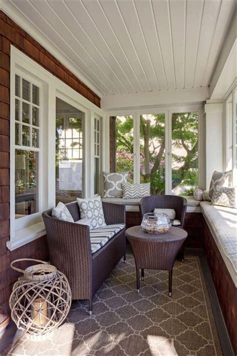 20+ Unordinary Sunroom Design Ideas For Interior Home ...
