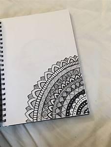 40 beautiful mandala drawing ideas how to easy mandala