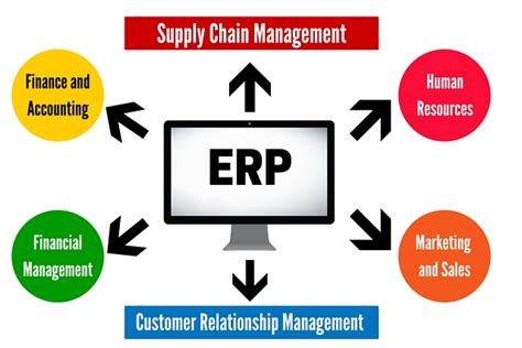 bureau erp the supply chain it system will there be only one