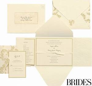 Printable wedding invitations invitation kits party city for Gold damask printable wedding invitations kit