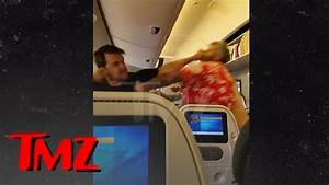 ALL OUT FIST FIGHT ERUPTS On Japan to LAX Flight - Breaking911