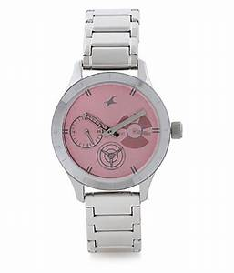 Fastrack Metal Watches For Ladies With Price