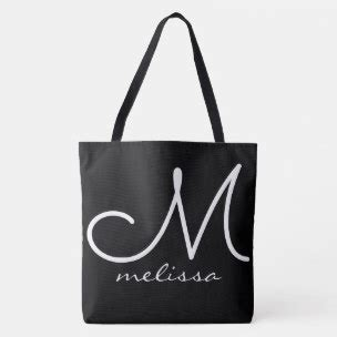 black large tote bag   personalized tote bags large canvas tote bags tote bag