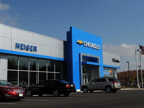 Heiser Chevrolet In West Bend  Serving Cedarburg