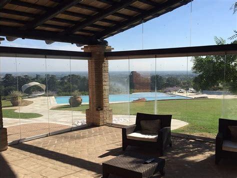 verande a scomparsa vetrate panoramiche scorrevoli a scomparsa per balconi prezzi