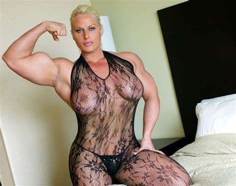Fast Girls Immense Titted Muscle