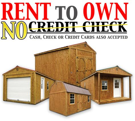 rent to own sheds in pa portable buildings kingdom builders