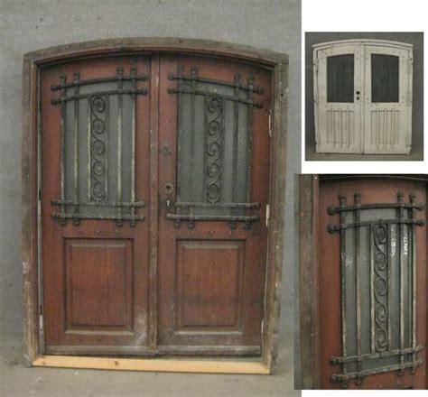 Haustür, Zweiflügelig  Gebraucht Bremen