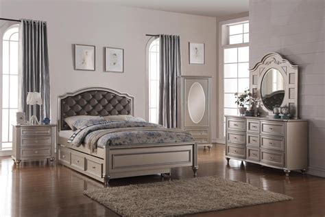 chantilly full bedroom set  gardner white