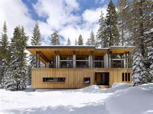 interior design mountain homes modern mountain home uses railroad avalanche shed design as muse modern house designs