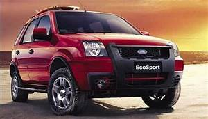 2007 Ford Ecosport Review