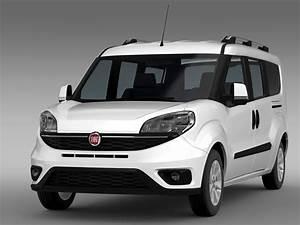 Fiat Doblo : fiat doblo maxi 152 2015 3d model buy fiat doblo maxi ~ Gottalentnigeria.com Avis de Voitures