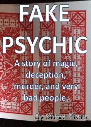fake psychic  steve piers