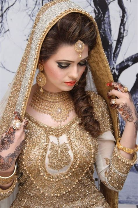pakistan bridal makeup ideas