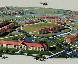 Oklahoma Fort Sill Ait Barracks