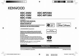 30 Kenwood Kdc 258u Wiring Diagram