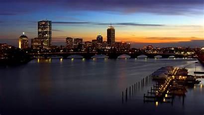 Cityscapes Skylines Boston