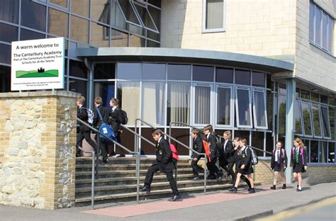 open admission year canterbury academy trust