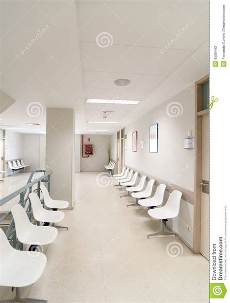 salle d attente d h 244 pital photos stock image 9508443