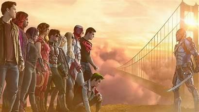 Titans Season Poster Wallpapers Tv Shows 4k