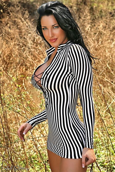 Tight Stripes Px Photo Jane By Rich Cutrone Beauty