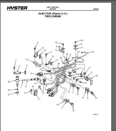 hyster forklift parts manualwork shop manualcu mmins
