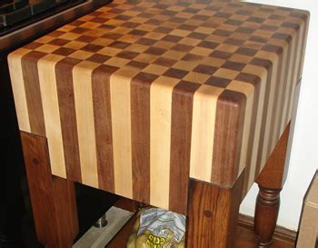 Wood Tops : Countertops: Snitz Creek Cabinet Shop