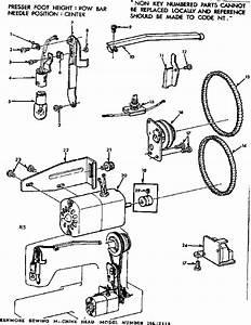 Motor Assembly Diagram  U0026 Parts List For Model 15813414