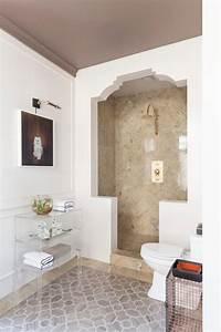 Elegant, Bath, With, Whimsical, Style