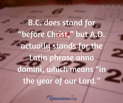 Means In by What Is The Meaning Of Bc And Ad B C And A D
