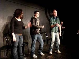 Jake Bass Live At The iO Improv Theater In Chicago - YouTube