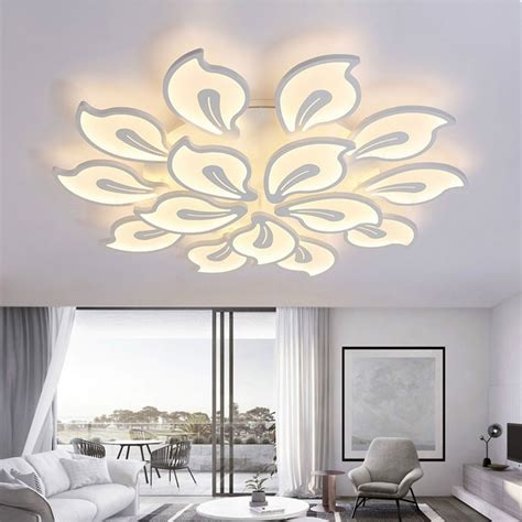 Led Lights For Room Aliexpress by Large Modern Led Ceiling Lights For Living Room Bedroom